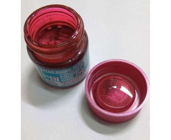 Необходимое для моделей Hobby Color H87 Металлический Красный # Краска акриловая tm01193 купить в твоимодели.рф