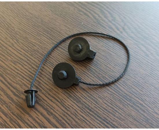 Готовые напечатанные 3D модели Держатель шнурка (крепеж задней полки )FORD FOCUS III HB 1693266 (3D печать) tm-19-9422 купить в твоимодели.рф