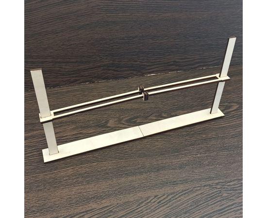 Изделия из дерева (фанеры) Направляющая для строительства стен + стойка+держатель [Дерево] ТМ-19-9488 tm-19-9488 купить в твоимодели.рф
