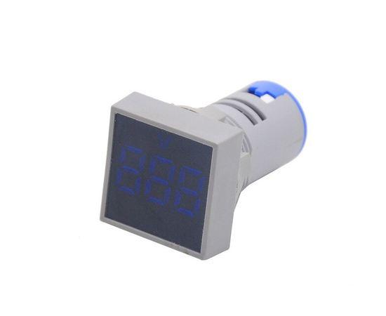Arduino Kit Амперметр квадратный светодиодный Индикатор 100A [Blue] tm-19-9421 купить в твоимодели.рф