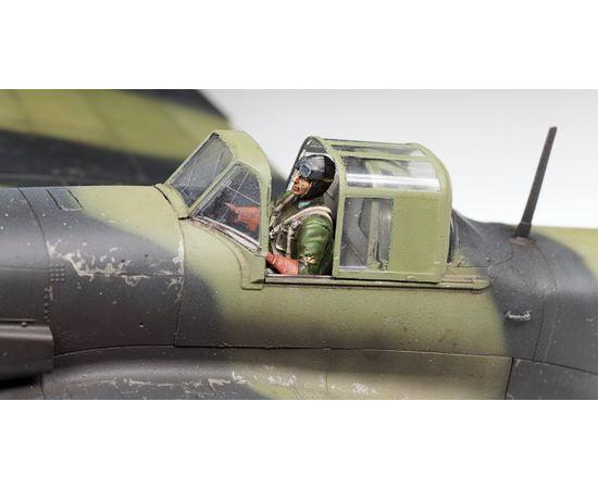 Склеиваемые модели  Zvezda 4825 Звезда Ил-2 Самолет штурмовик СССР 1942 г.1/48 tm-19-9474 купить в твоимодели.рф