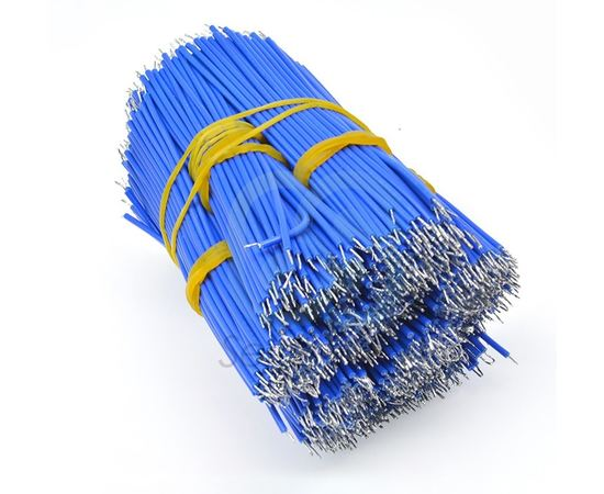 Arduino Kit 24AWG 8 см для проектов Arduino и макеток [Синий] tm-19-9490 купить в твоимодели.рф