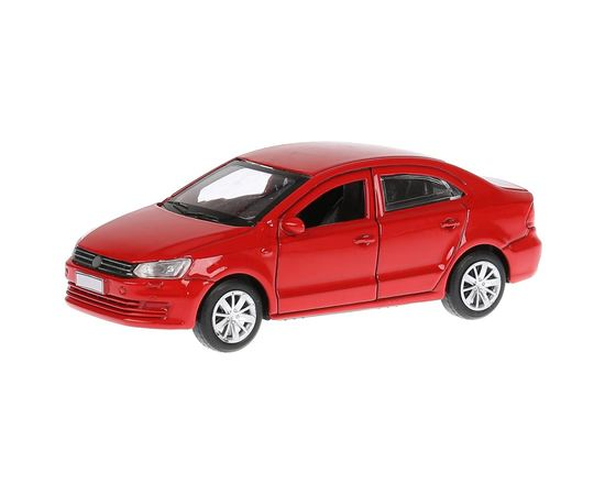 Масштабные модели Автомобиль Volkswagen POLO моделька 1:43 [POLO-RD] tm09751 купить в твоимодели.рф