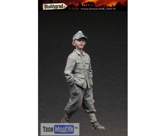 Склеиваемые модели  Stalingrad S-3528 Юный пленный немец tm01559 купить в твоимодели.рф
