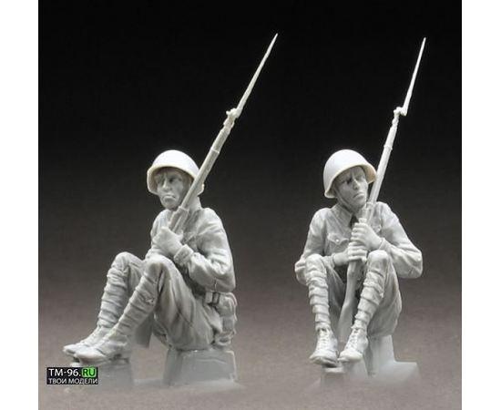 Склеиваемые модели  Stalingrad S-3515 Пехотинец РККА tm01544 купить в твоимодели.рф