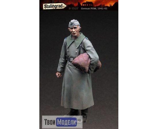 Склеиваемые модели  Stalingrad S-3527 Пленный немец tm01553 купить в твоимодели.рф