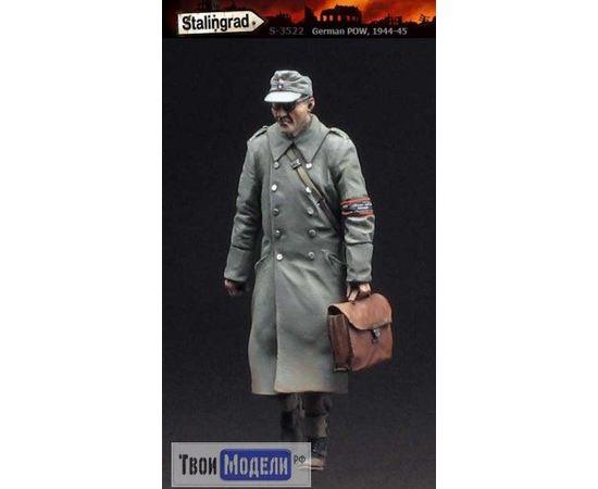 Склеиваемые модели  Stalingrad S-3522 Пленный немец tm01548 купить в твоимодели.рф