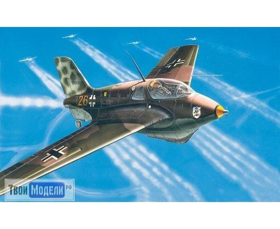 """Склеиваемые модели  Моделист 207254 Ме-163В """"Комет"""" Немецкий реактивный истребитель (1:72) tm01852 купить в твоимодели.рф"""
