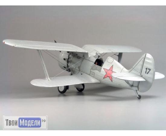 """Склеиваемые модели  Моделист 207226 И-153 """"Чайка"""" Самолет истребитель Поликарпова tm01840 купить в твоимодели.рф"""