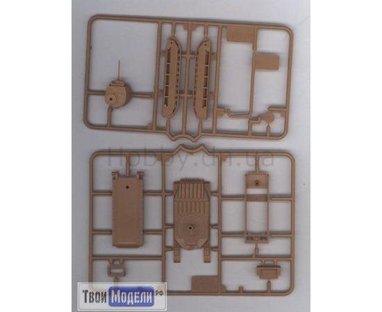 Склеиваемые модели  zvezda 6171 Звезда Танк Матильда МК-II (Matilda) 1/100 tm01670 купить в твоимодели.рф