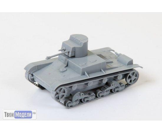 Склеиваемые модели  zvezda 6165 Звезда ХТ-26 Советский огнеметный танк tm01660 купить в твоимодели.рф