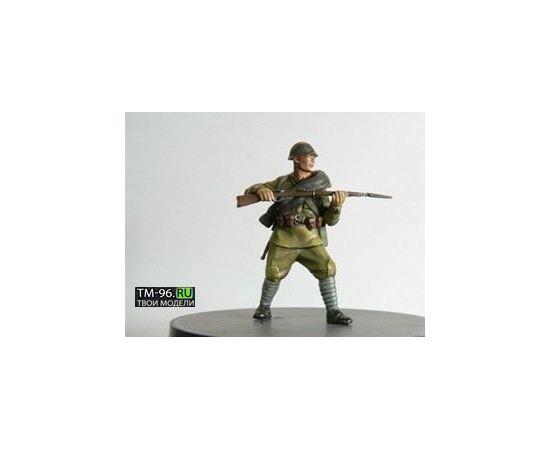 Склеиваемые модели  zvezda 3501 Звезда Пехота Красной Армии N1 tm01704 купить в твоимодели.рф