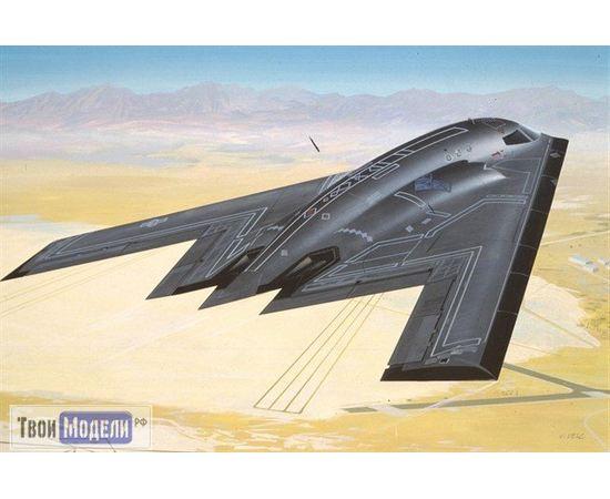 Склеиваемые модели  Revell 04070 B-2 Stealth Самолет Бомбардировщик tm01828 купить в твоимодели.рф