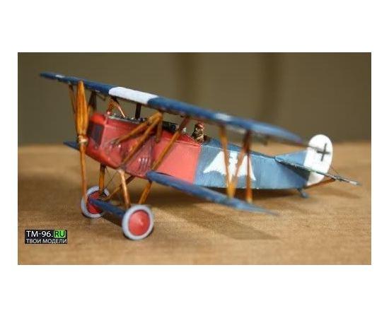 Склеиваемые модели  Revell 04194 Fokker D-VII Самолет Истребитель tm01818 купить в твоимодели.рф
