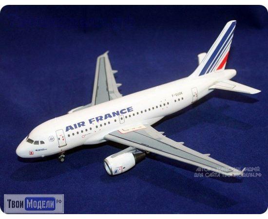 Склеиваемые модели  ЕЕ14429 А-318 Авиалайнер Air France tm01967 купить в твоимодели.рф