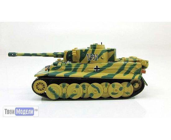 Коллекционные машинки Танки мира №38 танк Panzerkampfwagen VI Ausf E Tiger tm01936 купить в твоимодели.рф