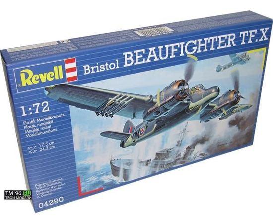 Склеиваемые модели  Revell 04290 Beaufighter MK.X истребитель-перехватчик tm01833 купить в твоимодели.рф