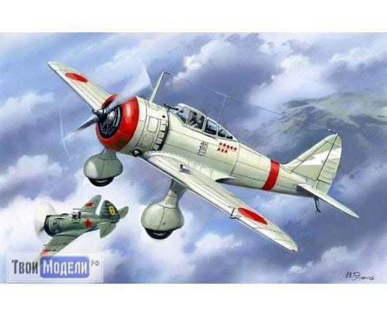 Склеиваемые модели  ICM 72202 Kи-27б Японский истребитель tm01923 купить в твоимодели.рф