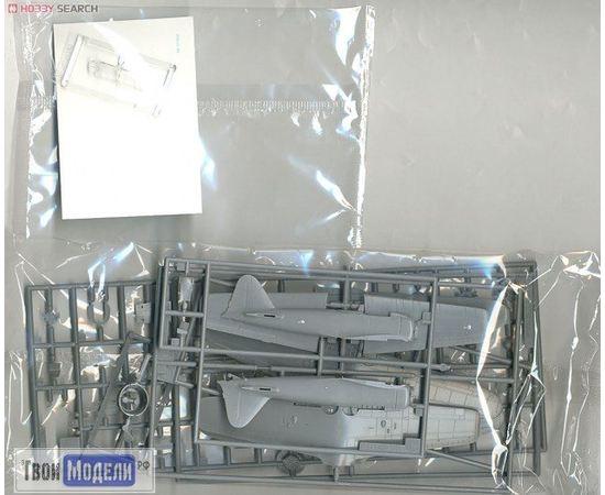 Склеиваемые модели  Hasegawa 01456 A6M3 Zero Fighter Самолет Mitsubishi tm01805 купить в твоимодели.рф