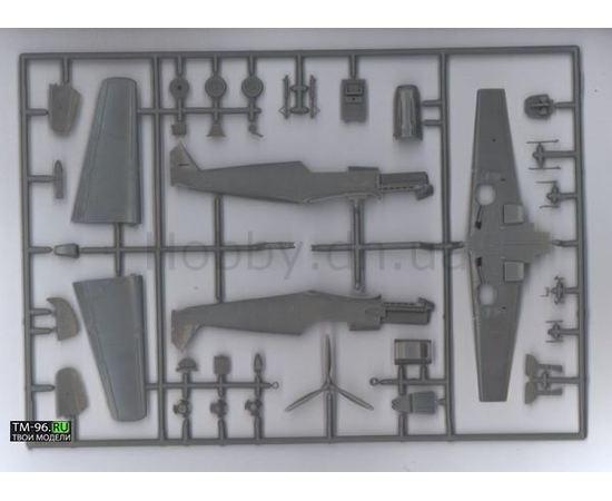 Склеиваемые модели  ICM 72133 BF-109 Е-7 Trop самолет истребитель tm01911 купить в твоимодели.рф