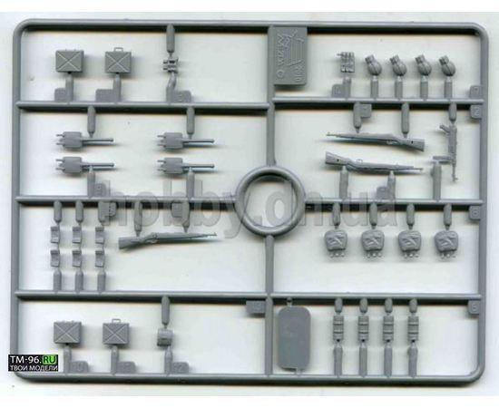 Склеиваемые модели  zvezda 3627 Звезда Немецкая пехота в зимней форме tm01748 купить в твоимодели.рф