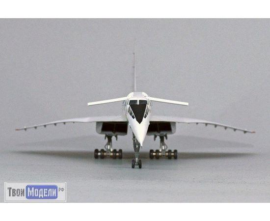 Склеиваемые модели  ICM 14402 Ту-144 Д Пассажирский самолет tm01880 купить в твоимодели.рф