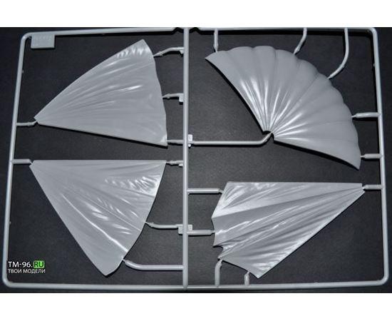 Склеиваемые модели  zvezda 3628 Звезда Немецкие парашютисты tm01739 купить в твоимодели.рф