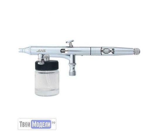 Необходимое для моделей JAS 1155 Аэрограф (Air Control) + баночка 22 мл. tm02128 купить в твоимодели.рф
