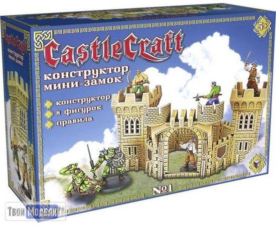 Игровые системы Мини-замок №1 (с пиратами) Технолог (00689) tm02378 купить в твоимодели.рф