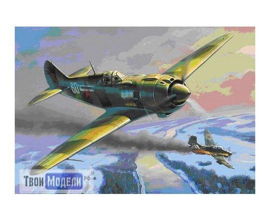 Склеиваемые модели  zvezda 4803 Звезда Ла-5 Самолет истребитель СССР tm02053 купить в твоимодели.рф