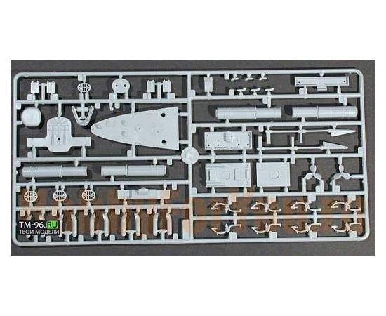 Склеиваемые модели  zvezda 9014 Звезда Крейсер «Варяг» tm02218 купить в твоимодели.рф