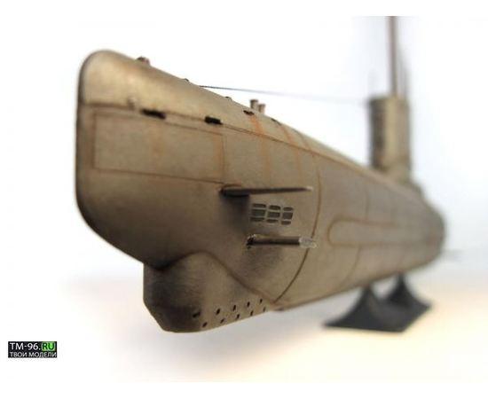 Склеиваемые модели  ICM S.004 Германская подводная лодка тип XXIII tm02226 купить в твоимодели.рф