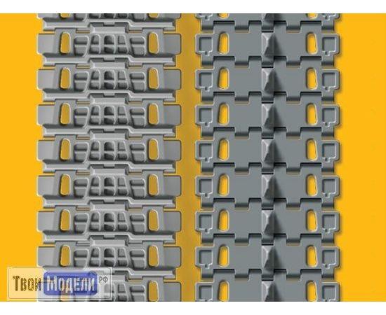 Склеиваемые модели  ЕЕ35107 Набор траков для танков КВ ранних серий tm02758 купить в твоимодели.рф