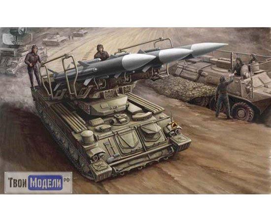 Склеиваемые модели  Моделист 303537 Пусковая установка ЗРК КУБ 1/35 tm02806 купить в твоимодели.рф