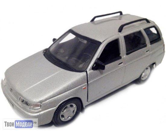 Масштабные модели ВАЗ ЛАДА 2111 Гражданская Autotime 2601 1:36 tm03156 купить в твоимодели.рф