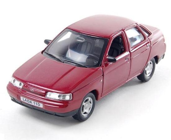 Коллекционные машинки Модель ЛАДА ВАЗ 2110 Autotime 7861 1:36 tm03277 купить в твоимодели.рф