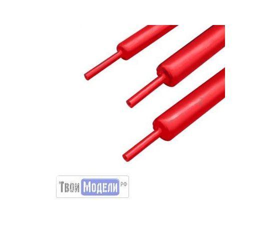 RC Гараж  ТМ-3222 Термоусадочная трубка 3 мм до 600 вольт 1 метр tm03221 купить в твоимодели.рф