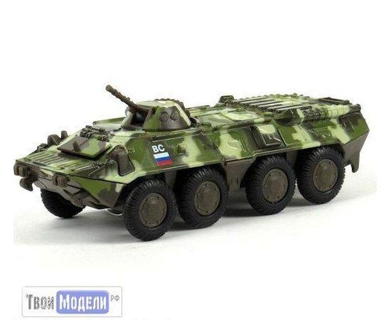 Масштабные модели БТР 80 Бронетранспортер Технопарк SB-16-19-BTR-M-WB tm03525 купить в твоимодели.рф