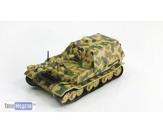 Коллекционные машинки Танки мира №28 САУ Panzerjäger Tiger (P) tm03573 купить в твоимодели.рф
