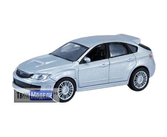 Коллекционные машинки Модель Subaru IMPREZA.WRX Autotime DP4801W 1:43 tm03464 купить в твоимодели.рф