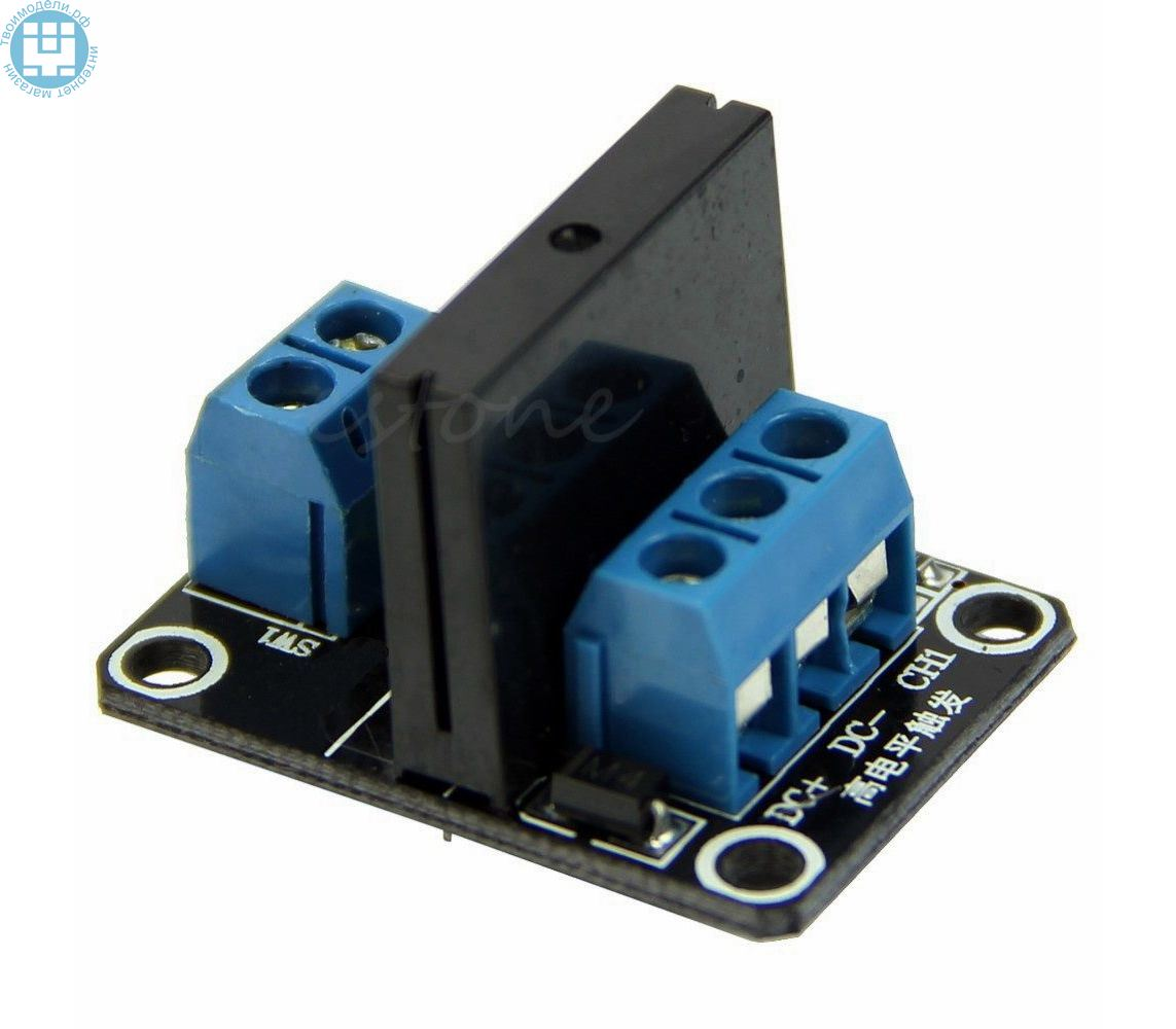 A solid-state relay for your Arduino Arduino progz